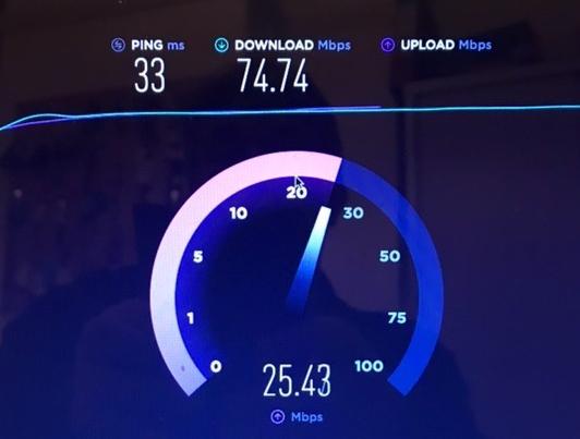 quicker broadband